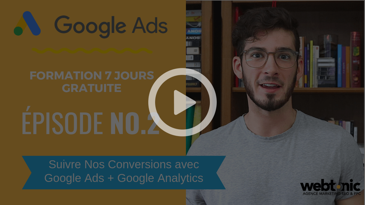 Formation Google Ads (Adwords)